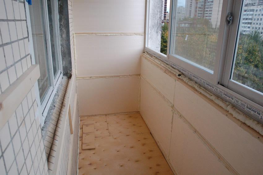 Как утеплить пол на балконе или на лоджии: выбор утеплителя + пошаговая инструкция