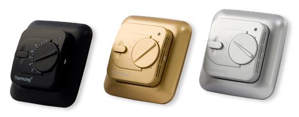 Классические терморегуляторы для теплого пола
