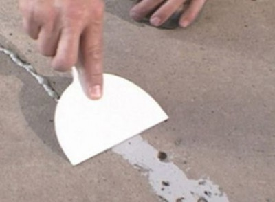 Укладка линолеума на бетонный пол - обзор лучших способов
