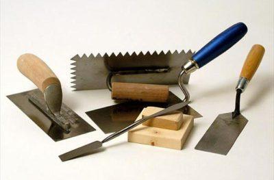 Инструменты укладчика - важная составляющая