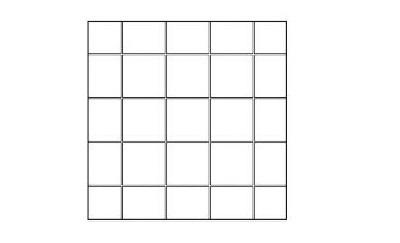 Так укладывают плитку квадратной и прямоугольной формы
