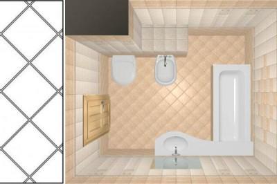 Схема укладки плитки в ванной фото 491