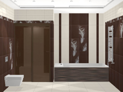 Советы по выбору кафеля для ванной с