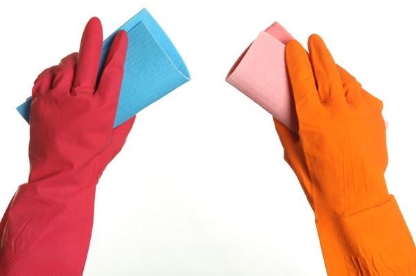 Как надо мыть виниловые обои