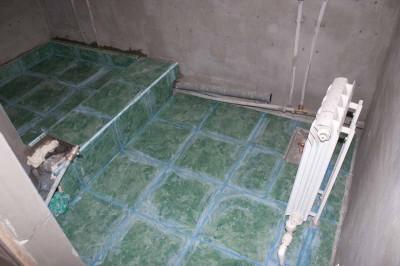 Правильная атирка швов керамической плитки
