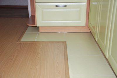 Функциональное зонирование кухонного пространства