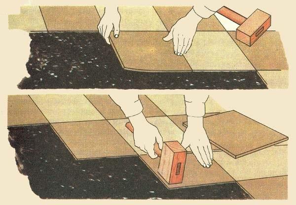 Полы пвх своими руками