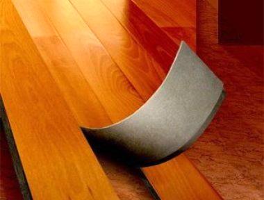 Виниловый паркет: обзор нового синтетического напольного покрытия