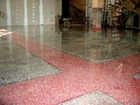 бетон с мраморной крошкой купить