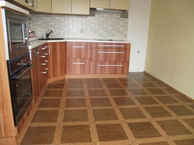 Линолеум - как кухонный пол