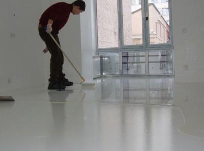 Наливные полы квартире видео акриловые краски с блестками для стен
