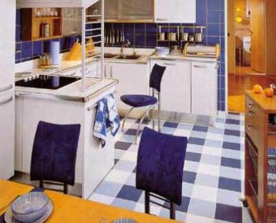 Кафель для кухни на пол