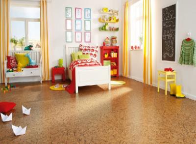 Напольное покрытие в детской комнате
