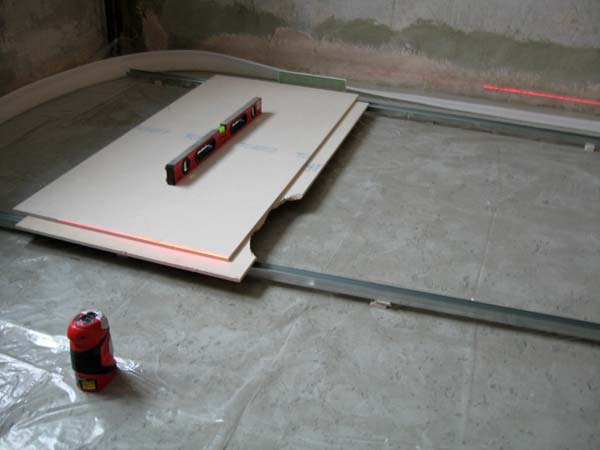 Общие правила и советы по устройству стяжки пола любой конструкции