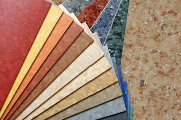 Чем хорош натуральный линолеум: обзор самого экологичного напольного покрытия