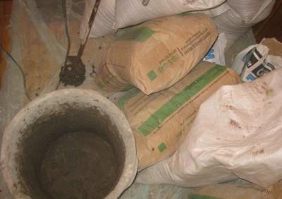 Теплый пол под стяжку - цементно-песчаная смесь или готовая сухая стяжка