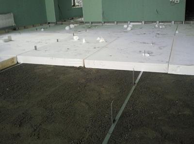 Утепление бетонного пола: обзор 6-ти утеплителей и технологий их монтажа