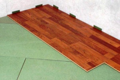 Выравнивание деревянного пола гипсокартоном, фанерой, ГВЛ