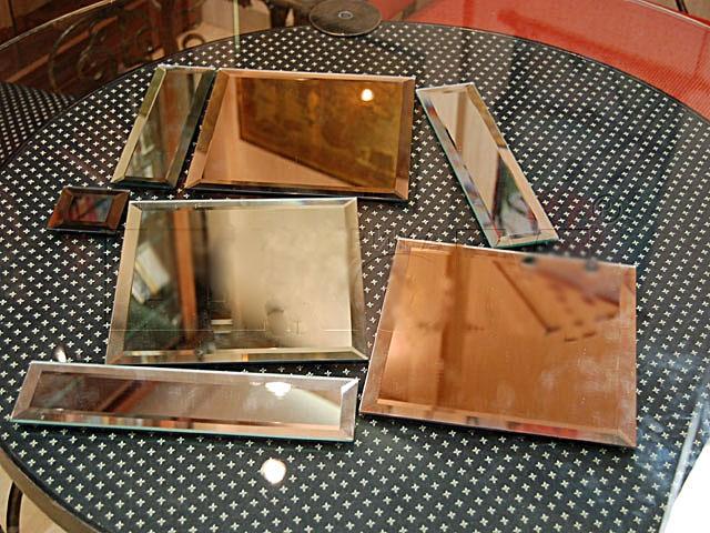 Зеркальная плитка в интерьере: где и как лучше использовать зеркальный декор?