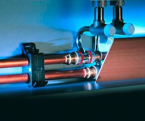 Учимся делать «теплый плинтус» или как устроить европейскую систему отопления?