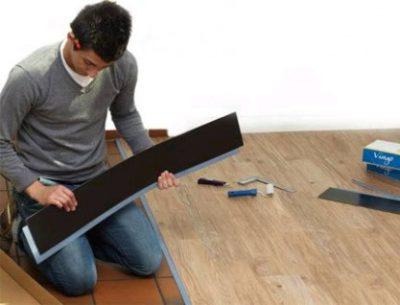 Виниловое напольное покрытие: общий обзор покрытия и технологии монтажа