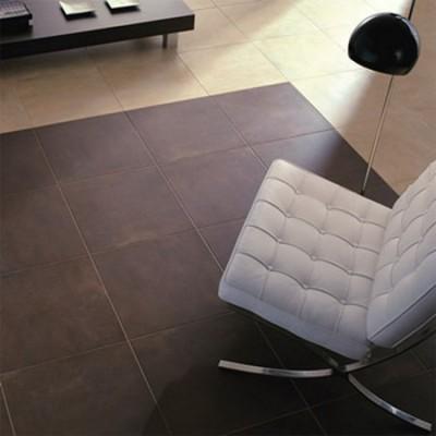 Пол из кожаной плитки - новое слово в дизайне интерьеров