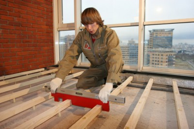 Какое основание для паркетной доски лучше: деревянное или бетонное?