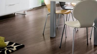 Правильно подобранный ламинат украсит дизайн любой квартиры