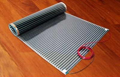 Можно ли постелить теплый электрический пол на линолеум под ламинат?