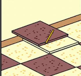 Укладка пристенной плитки