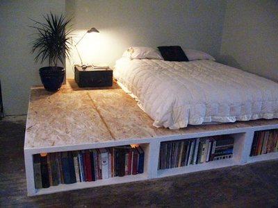 Любую из этих книг для вечернего чтения можно достать, не вставая с кровати!