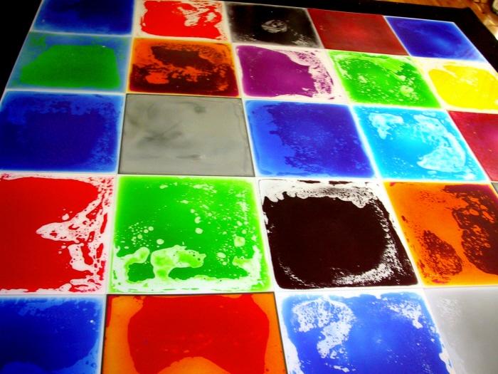 Жидкая плитка: устройство и особенности использования «живой» напольной поверхности
