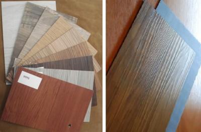 Виниловое напольное покрытие: плитки и гибкий ламинат