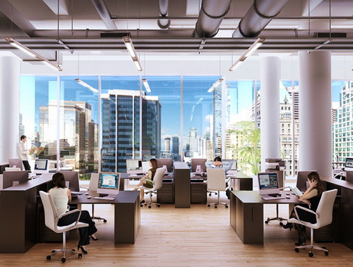 Напольное покрытие для офиса: сравнительный обзор лучших вариантов