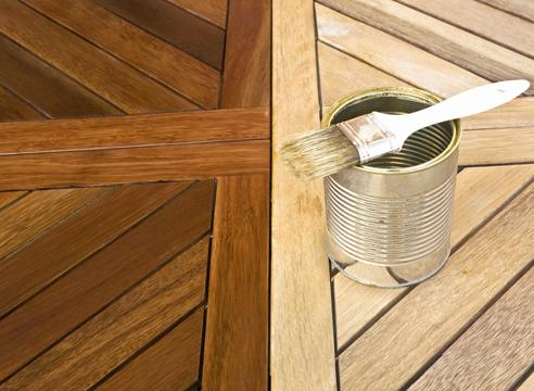 Морилки для деревянного пола: обзор составов для тонирования паркета и массивной доски