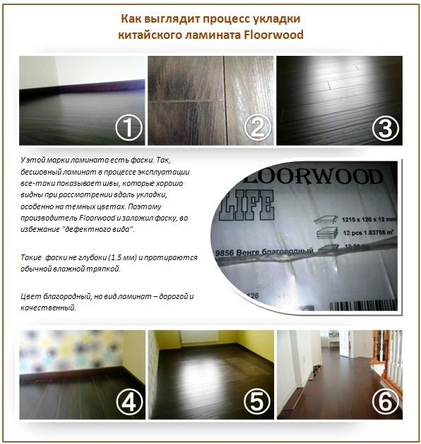 Ламинат Floorwood Life