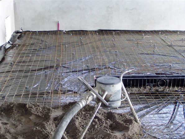 Полы из фибропенобетона: обзор строительного состава + правила строительных работ