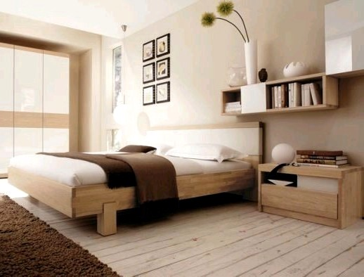 Какое покрытие лучше сделать в спальне: делаем идеальный пол
