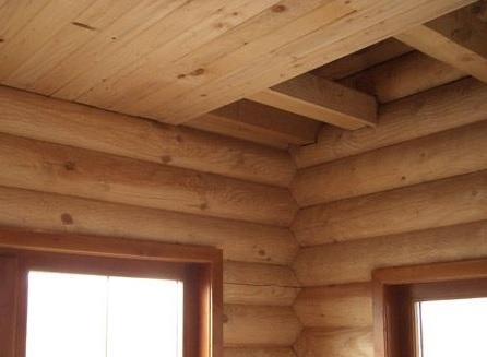 Возведение деревянных перекрытий между этажами: подробная технология строительства