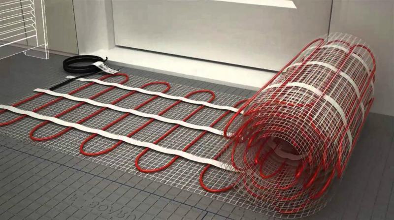 Можно ли укладывать тёплый электрический пол на старую стяжку