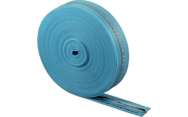 Выбор и правила использования демпферной ленты для стяжки пола