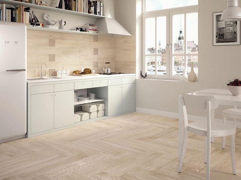 Напольная плитка для кухни: 25 идей дизайна на фото
