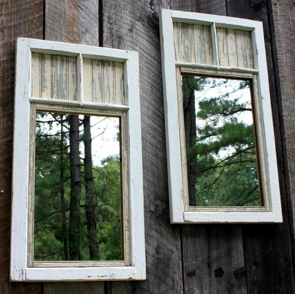 Окно-зеркало