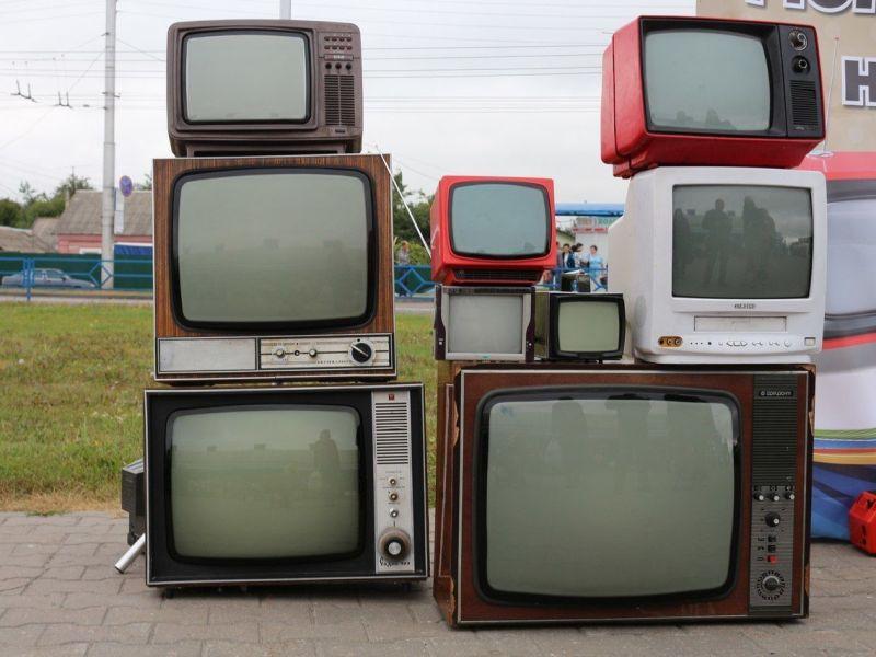6 идей использования старого телевизора