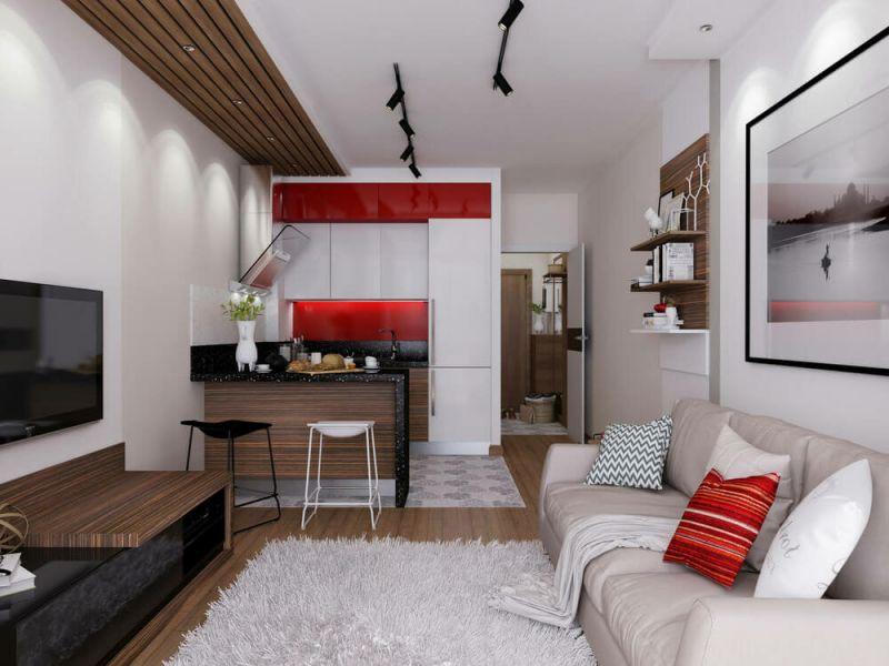 Обустройство квартиры-студии: как расставить мебель