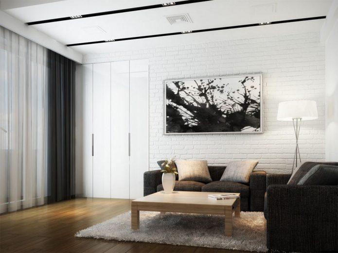 как повесить картины в квартире