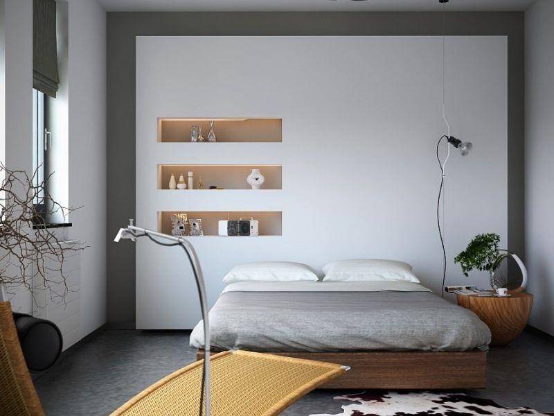 22 идеи использования ниши в стене: польза в каждом сантиметре