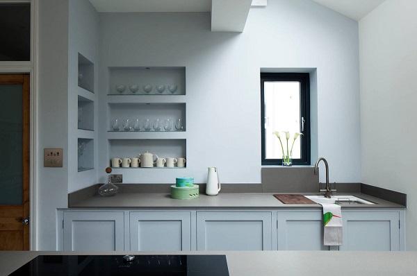 Функциональные ниши в кухонном интерьере
