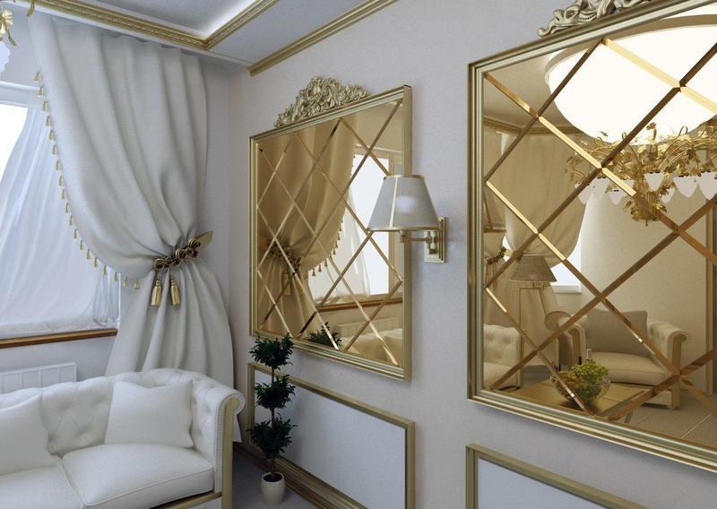 Куда нельзя вешать зеркала в квартире: самые неблагоприятные места