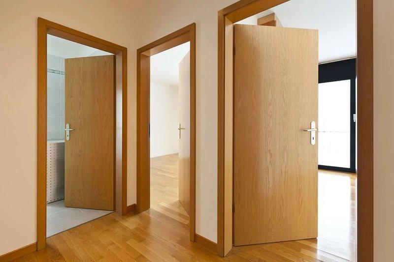 Ламинат на откосы: стильная отделка в современном интерьере